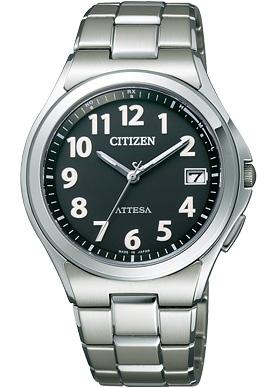 [予約]ATD53-2846 シチズン 腕時計 アテッサ エコ・ドライブ電波時計【smtb-k】【ky】【KK9N0D18P】