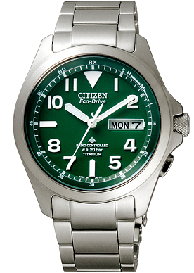 【キャッシュレス5%還元】PMD56-2951 シチズン 腕時計 プロマスター エコ・ドライブ電波時計【KK9N0D18P】