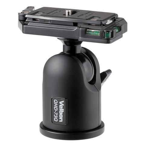 [予約]QHD-73Q ベルボン クイックシュー付カメラ用雲台【KK9N0D18P】