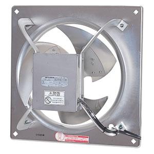 【キャッシュレス5%還元店】EF-40DTXB3-F 三菱 産業用有圧換気扇 低騒音形オールステンレス高耐食タイプ/3相200V【KK9N0D18P】