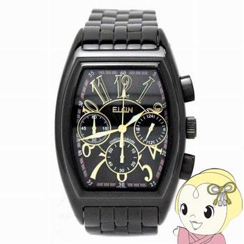 エルジン クロノグラフ 腕時計 FK1215B-B【smtb-k】【ky】【KK9N0D18P】