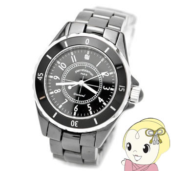ピエールタラモン メンズ 腕時計 PT-1600H-BK【smtb-k】【ky】【KK9N0D18P】