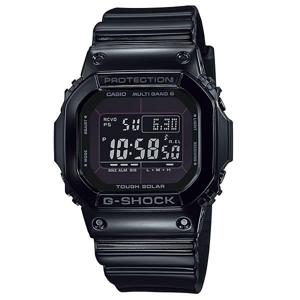 カシオ 腕時計 G-SHOCK Grossy Black Series GW-M5610BB-1JF【smtb-k】【ky】【KK9N0D18P】
