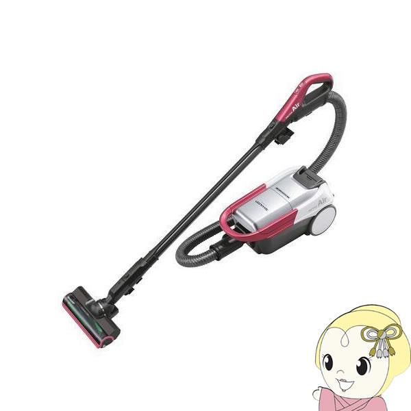 シャープ 紙パック式掃除機 充電式コードレスキャニスタークリーナー EC-AP500-P ピンク系【smtb-k】【ky】【KK9N0D18P】