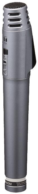 IR-200M TOA 赤外線コードレス方式 ハンド型赤外線マイク【KK9N0D18P】