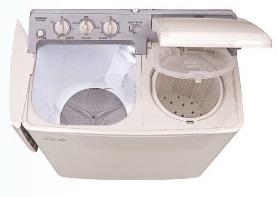 【在庫僅少】PS-H45L-CP 日立 青空 2槽式洗濯機【smtb-k】【ky】【KK9N0D18P】