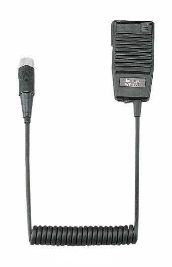 WF-181 TOA 連絡用無線システム マイクスピーカー【KK9N0D18P】