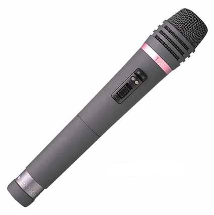 WM-1120 TOA ワイヤレスガイド ハンドマイク型送信機 9760012648317【KK9N0D18P】