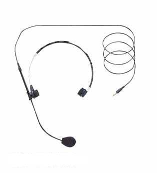 YP-M301 TOA 携帯型送信機WM-1100専用 ヘッドセットマイクロホン【smtb-k】【ky】【KK9N0D18P】