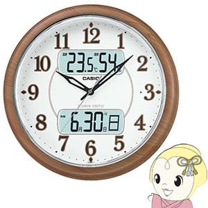 【キャッシュレス5%還元】カシオ 電波掛時計 ITM-900FLJ-5JF【KK9N0D18P】