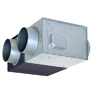 BFS-80WS 三菱 同時給排気形ストレートシロッコファン/静音形【KK9N0D18P】