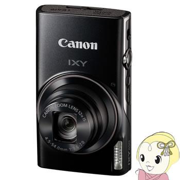 キヤノン コンパクトデジタルカメラ IXY 650 [ブラック]【Wi-Fi機能】【KK9N0D18P】