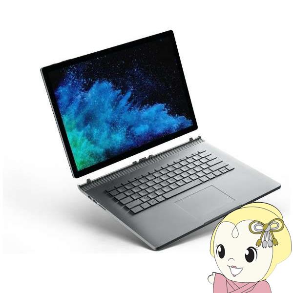 マイクロソフト Surface Book 2 15 インチ [Core i7/メモリ16GB/SSD 1TB]FVH-00031【smtb-k】【ky】【KK9N0D18P】