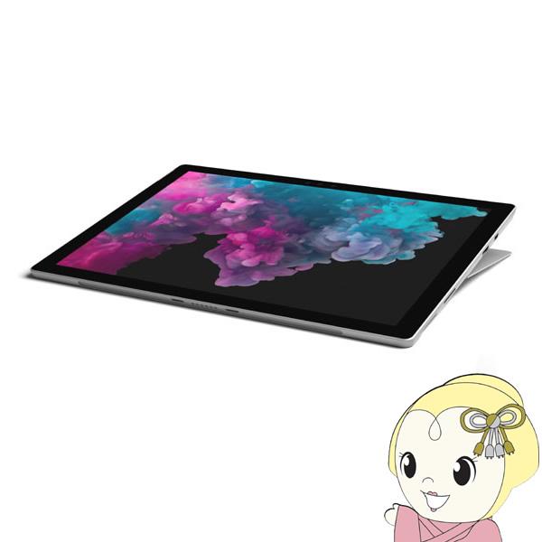 マイクロソフト Surface Pro 6 [Core i5/メモリ 8GB/ストレージ 256GB] KJT-00027 [プラチナ]【smtb-k】【ky】【KK9N0D18P】