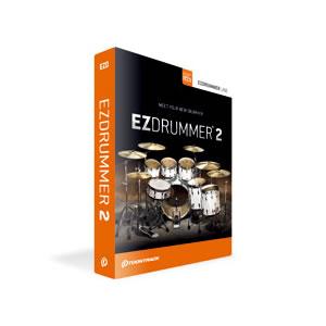 【あす楽】【在庫僅少】EZ DRUMMER 2 クリプトン ドラム音源 EZD2【smtb-k】【ky】【KK9N0D18P】