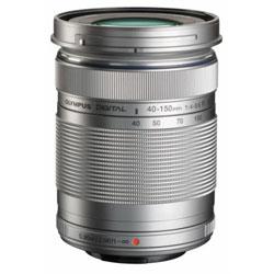 オリンパス 望遠ズームレンズ M.ZUIKO DIGITAL ED 40-150mm F4.0-5.6 R [シルバー]【smtb-k】【ky】【KK9N0D18P】