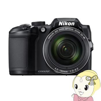 【キャッシュレス5%還元店】ニコン デジタルカメラ COOLPIX B500 [ブラック]【Wi-Fi機能】【smtb-k】【ky】【KK9N0D18P】