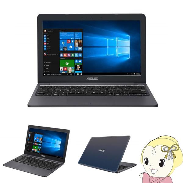 E203MA-4000G ASUS 11.6型ノートパソコン E203MA スターグレー【smtb-k】【ky】【KK9N0D18P】