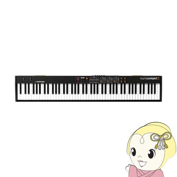 【キャッシュレス5%還元】ディリゲント スタジオロジック Numa Compact 2【KK9N0D18P】