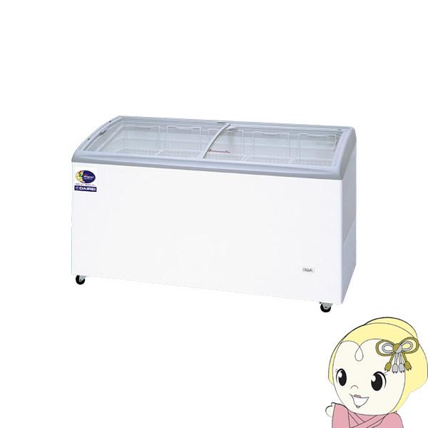 【キャッシュレス5%還元】【メーカー直送】RIO-150SS ダイレイ 無風冷凍ショーケース325L ディスプレイ販売【KK9N0D18P】
