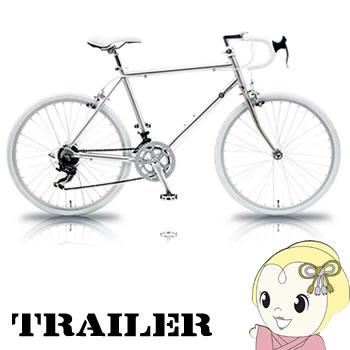 【メーカー直送】TR-R2401 阪和 24インチアルミロードバイク TRAILER 14段変速【smtb-k】【ky】【KK9N0D18P】