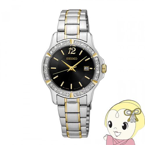 【キャッシュレス5%還元】【あす楽】在庫処分 【逆輸入品】 SEIKO クオーツ レディース 腕時計 SUR716P1【KK9N0D18P】