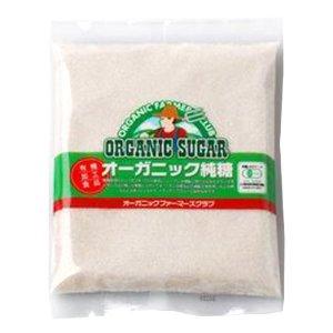ブラジル産有機さとうきびを100%使用したミネラルたっぷりの 販売 オーガニック純糖 大幅値下げランキング 400g