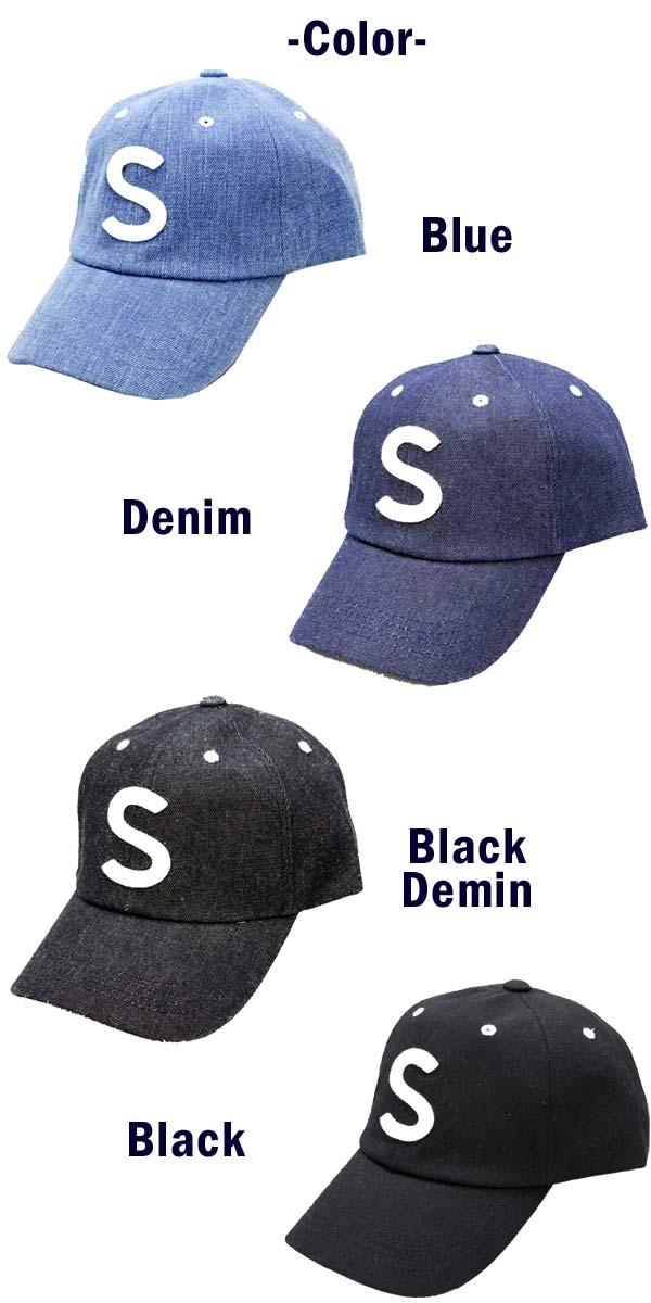 dcb3cd8c3cdd31 It is denim street size adjustable CAP men American casual golf hat men gap  Dis denim cap S alphabet cap well
