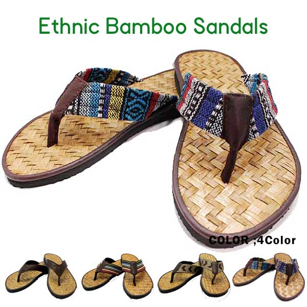 c8b5e2a372ce3 Review bamboo Sandals flip flops Asian fashion Tong ethnic fashion SANDAL  Asian taste.