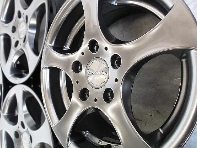 中古 中古ホイール 送料込 15インチ 阿部商会 EURO Z3 design セール 登場から人気沸騰 E46 BMW3シリーズ