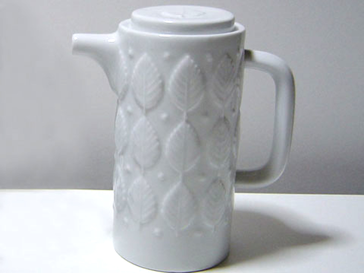 Sargadelosf-73シリーズコーヒーポット(ホワイト)