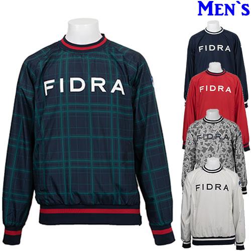 フィドラ FIDRA 軽量撥水防風プルオーバーブルゾン メンズ 全5色 M-XL fi38ty02