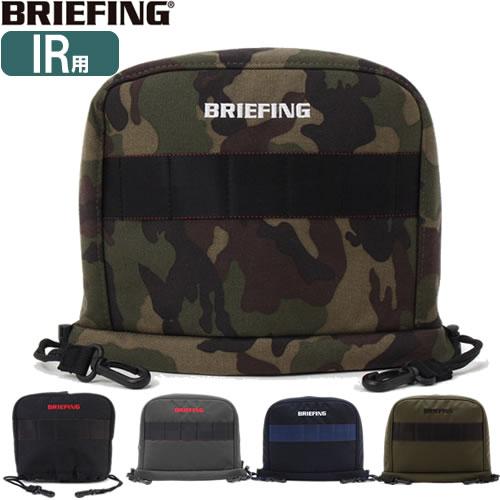 ブリーフィング BRIEFING ゴルフ アイアン用ヘッドカバー IRON COVER BRF318219