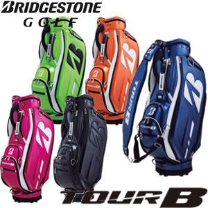 ブリヂストン ゴルフ TOUR B プロレプリカ キャディバッグ CBG8GR BRIDGESTONE GOLF 9.5型 2017年モデル