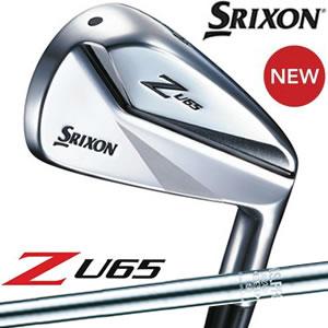 ダンロップ DUNLOP スリクソン srixon Z U65 ユーティリティアイアン N.S.PRO 980GH DST スチールシャフト
