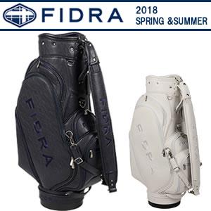 フィドラ FIDRA 数量限定ツアーキャディバッグ 2018春夏 全2色 9型 約4.5 47インチ対応 FDA1201 ※ボトムにシリアルナンバーが入ります!