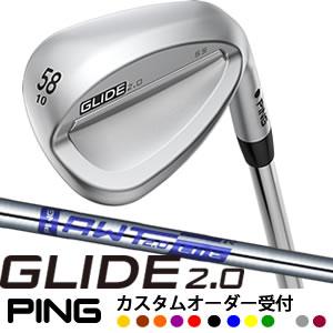 ピン PING グライド ウェッジ 2.0 GLIDE2.0 AWT2.0 LITE ライト スチールシャフト 日本仕様 【2018年継続モデル】