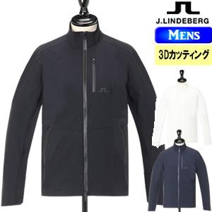 ジェイリンドバーグ J.LINDEBERG 小雨対応型ウィンドジャック立体切替ジャケット Shell WinJack メンズ 2018モデル 全3色 S-L 071-58910