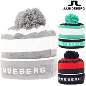ジェイリンドバーグ J.Lindeberg BorderBeanie ゴルフニットキャップ GolfKnitCap 073-56000