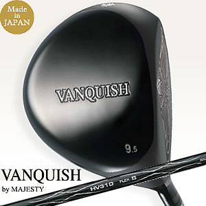 マルマン maruman ヴァンキッシュ バイ マジェスティ ドライバー VANQUISH by MAJESTY DRIVER (HV310カーボンシャフト)