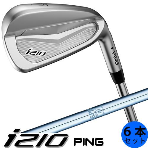【予約】 PING i210 アイアン ピン NS ゴルフ アイアン セット ピン 6本セット(5~9番・PW) NS PRO 950 GH スチールシャフト 左用あり 日本仕様, 大きいサイズ通販JanJamCollection:4fe27419 --- canoncity.azurewebsites.net