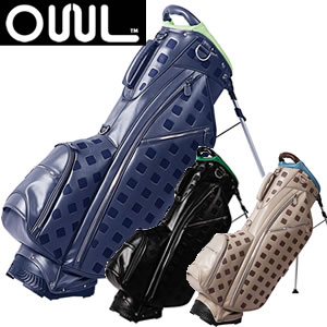 Ouul オウル スターリング スタンドキャディバッグ Sterling 5WAY STAND BAG ST6ST