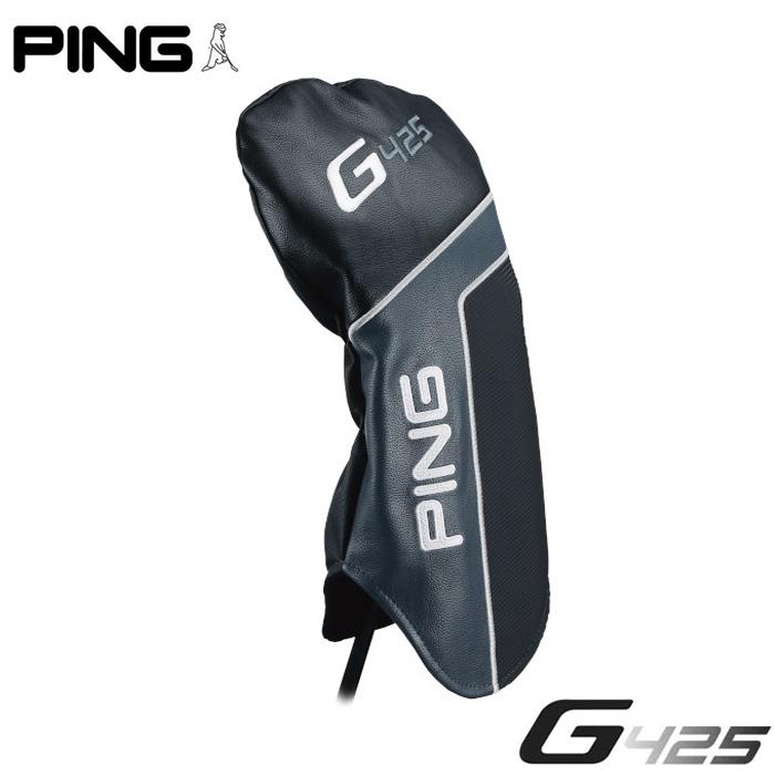 ゴルフ用品 G425 DR専用 エントリーでさらにポイント10倍 19日20時よりマラソン期間中 ポイント10倍 ピン ドライバー用 ゴルフ 新作送料無料 捧呈 ヘッドカバー PING 34910-01