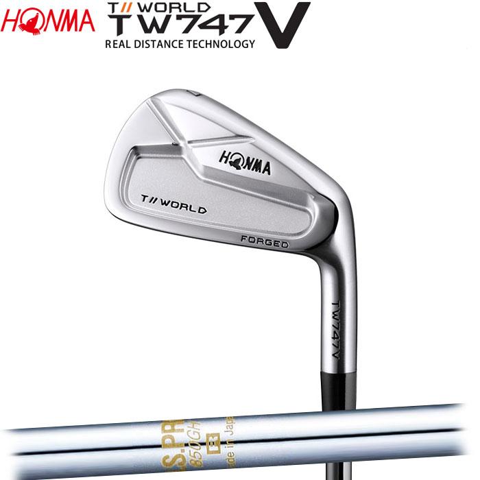2019公式店舗 ホンマゴルフ HONMA TOUR ホンマゴルフ WORLD TW747 V アイアン TW747 850GH N.S.PRO 850GH 単品 1本, パーティードレス通販TwinkleGirls:c194ed85 --- canoncity.azurewebsites.net