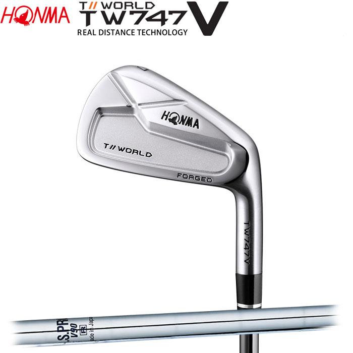 ホンマゴルフ HONMA TOUR WORLD TW747 V アイアン N.S.PRO 950 単品 1本