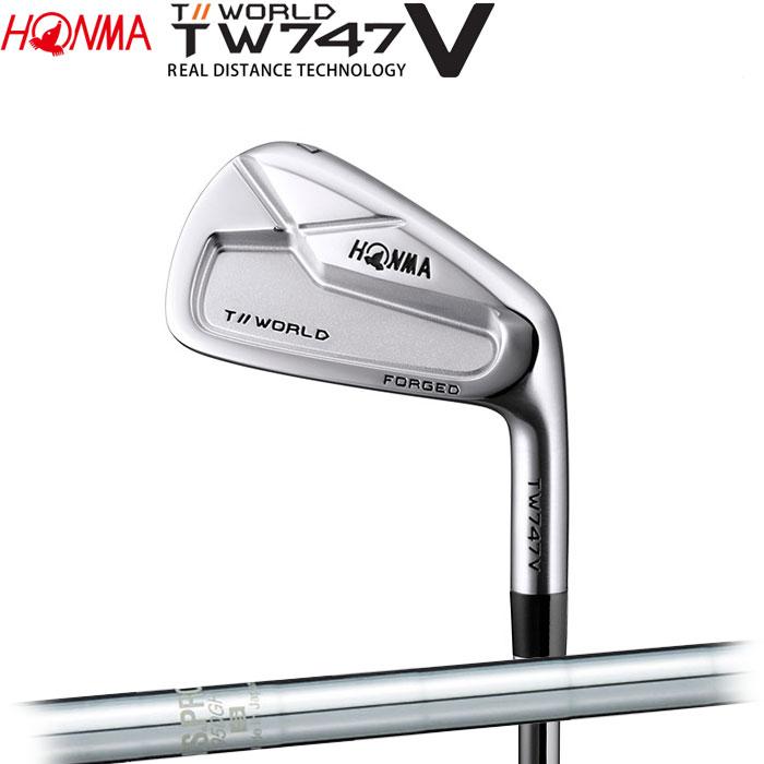 ホンマゴルフ HONMA TOUR WORLD TW747 V アイアン N.S.PRO 950GH HT 5~10 (6本セット)