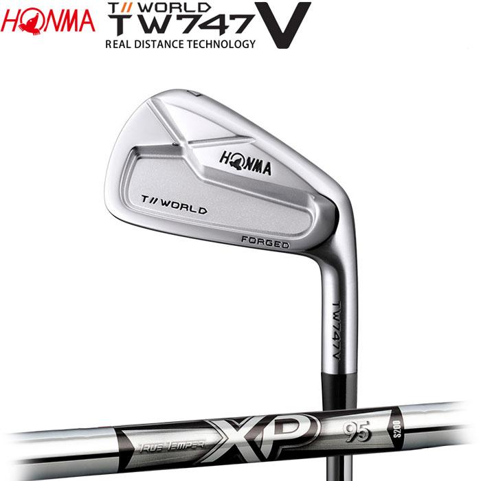 ホンマゴルフ HONMA TOUR WORLD TW747 V アイアン XP 95 5~10 (6本セット)