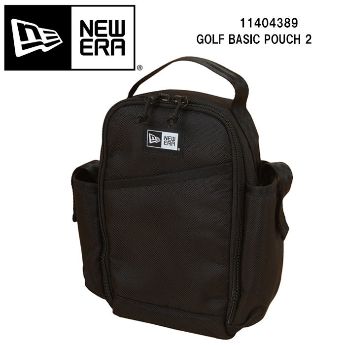 b0171c8c270 NEW ERA 17 GOLF BASIC POUCH 2  BASIC POUCH which is convenient for the  storing of the accessory in a golf scene. The installation to a caddie bag  and the ...
