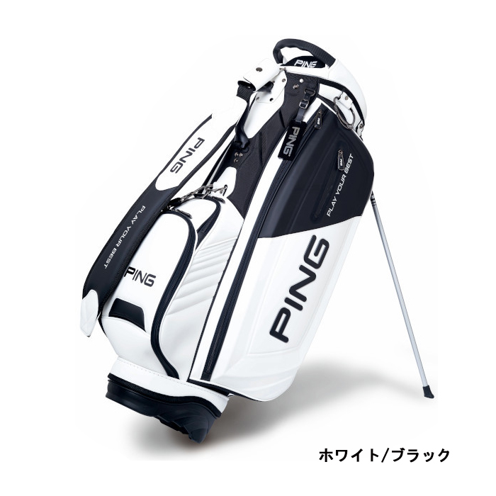Pin Golf Ping Cb P192 Stands Cad Bag 9 5 Inches 2019ss 34529