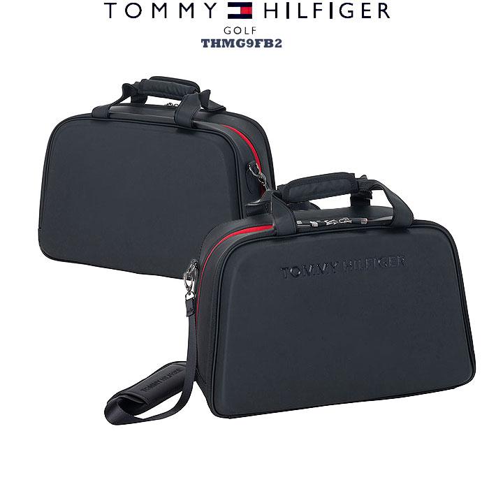 トミーヒルフィガー TOMMY HILFIGER THMG9FB2 CARBON TONE DUFFLE BAG ダッフルバッグ
